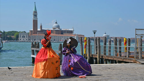 spektar Lady from Venice