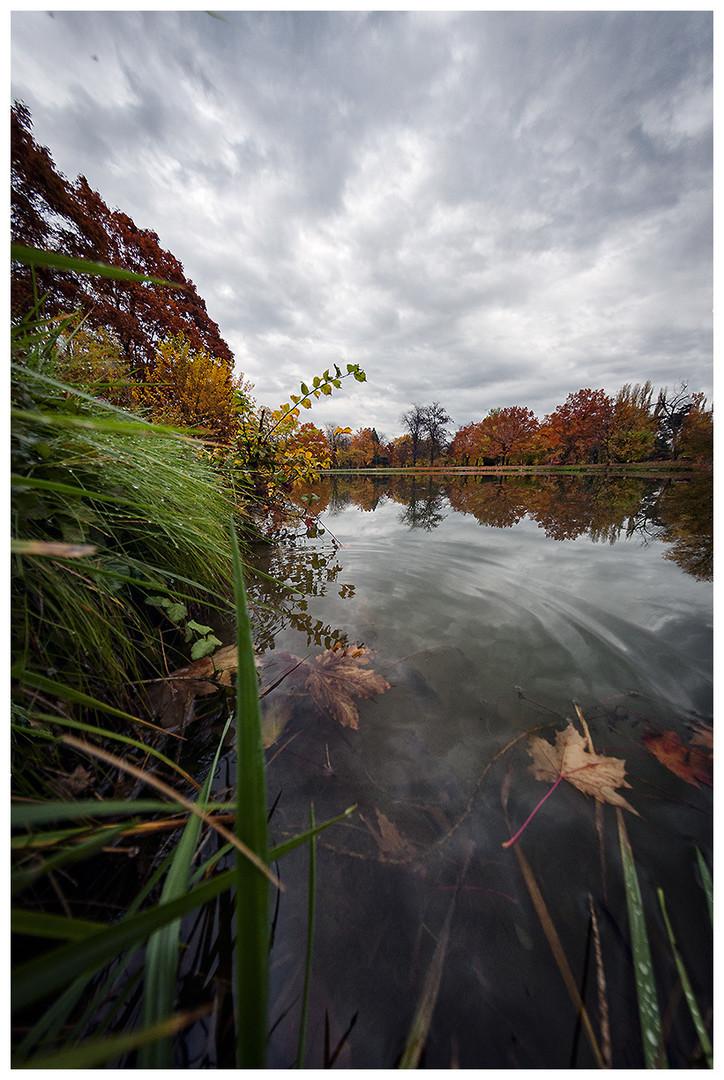 Jesen u Gradskom parku