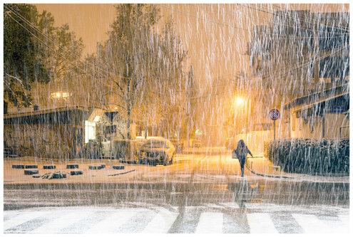 strkov Prvi sneg