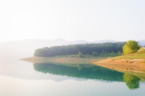 tajib Ramski pejzaž iV