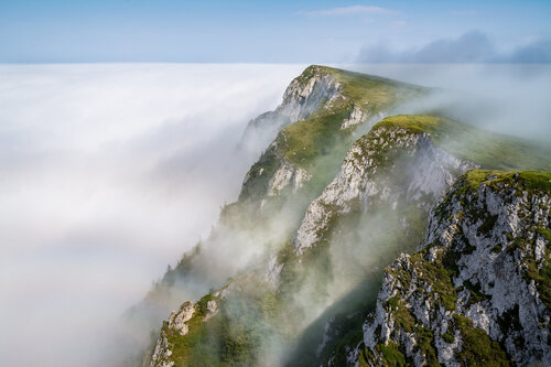turbogolub Above the Clouds