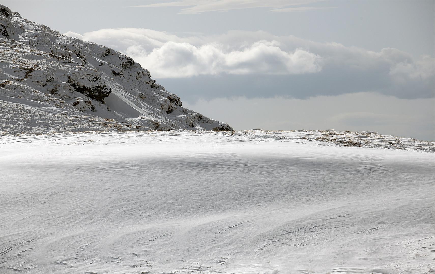 Tekstura planine