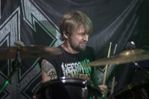 vukasin Vanishing drumstick