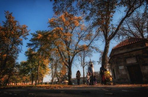 zaxspeed Jesen u prestonici