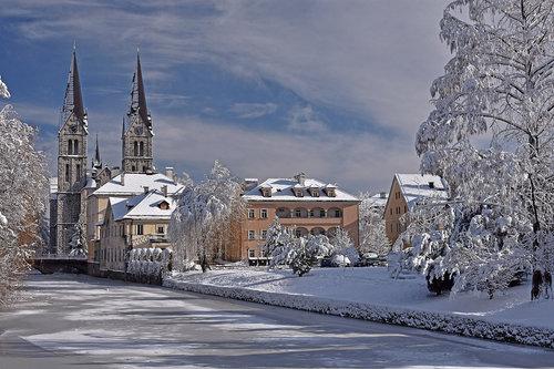 zeljkop Zima u Kočevju